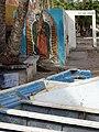 Detail of Boat with Virgin of Guadalupe - Santa Rosalia - Baja California Sur - Mexico (23446630923) (2).jpg