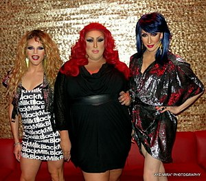 Willam Belli - Belli with Vicky Vox and Detox Icunt