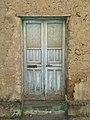 Dettagli di una casa con mattoni di fango. Pabillonis, Sardegna.jpg