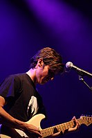 Deutsches Jazzfestival 2013 - Guillaume Perret and The Electric Epic - Jim Grandcamp 02.JPG