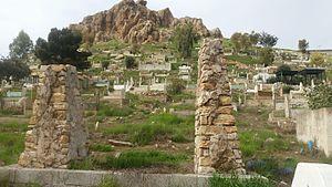 Wali Dewane - Grave of Wali Dewane in Said Sadiq, Iraqi Kurdistan
