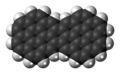 Dicoronylene 3D spacefill.png