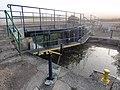 Dieue-sur-Meuse (Meuse) Canal de l'Est, branche Nord, écluse Dieue-aval (03).JPG
