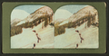 Digging a train out of the snow, Colorado, from Robert N. Dennis collection of stereoscopic views.png
