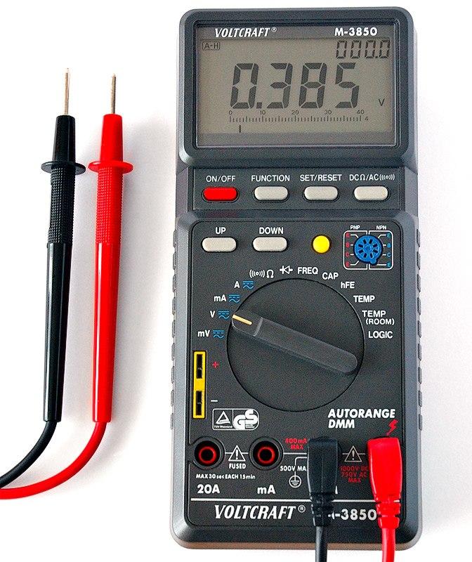 Digital Multimeter Aka