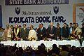 Dignitaries - Inaugural Function - 38th International Kolkata Book Fair - Milan Mela Complex - Kolkata 2014-01-28 7956.JPG