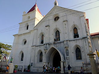 Naic - The Church of the Immaculate Conception