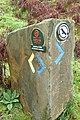 Directions on Mynydd y Capel - geograph.org.uk - 1004904.jpg