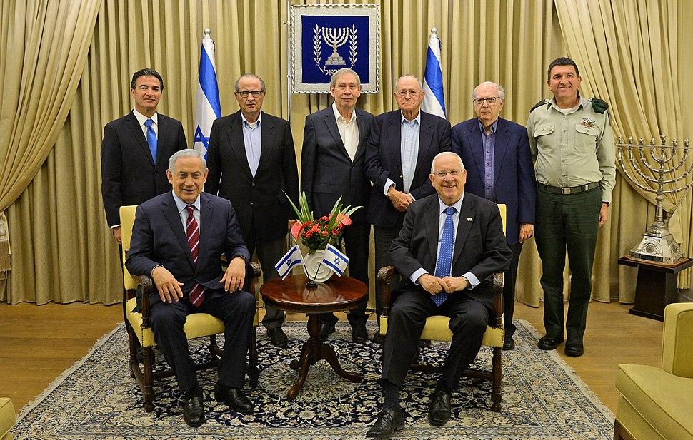 Directors of the Mossad