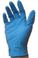 Disposable nitrile glove with transparent background.png