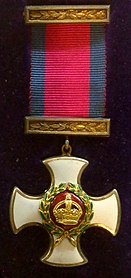 Distinguished Service Order badge (United Kingdom) - Tallinn Museum of Orders.jpg