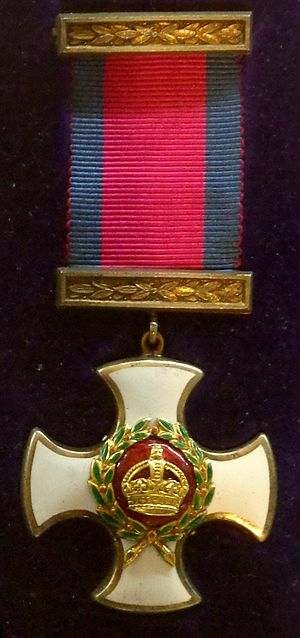 Distinguished Service Order - Medal of the order