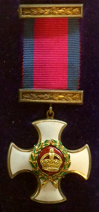 Distinguished Service Order - Image: Distinguished Service Order badge (United Kingdom) Tallinn Museum of Orders