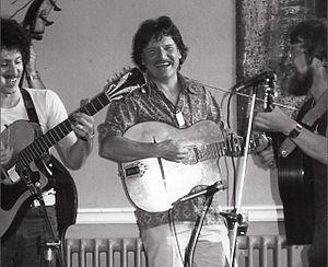Diz Disley - Image: Diz Disley at 1981 Essex Festival, UK (Tony Rees photo)