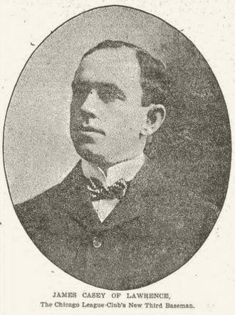 Doc Casey - Casey in 1903