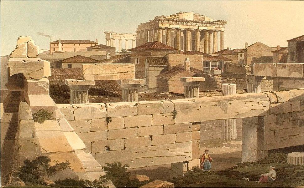 Dodwell Parthenon 1