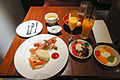 Dojima Hotel the Diner breakfast 20120730-001.jpg