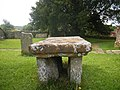 Dole Table, Churchyard, Powerstock - geograph.org.uk - 1425651.jpg