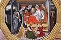 Domenico di bartolo, desco da nozze con nascita del battista, 1420-40 ca. (siena) 02.JPG