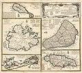 Dominia anglorum in præcipuis insulis Americæ ut sunt insula- S. Christophori, Antegoa, Iamaica, Barbados; nec non insulae Bermudes vel Sommers dictae, singulari mappa omnia exhibita et edita ab LOC 74690952.jpg