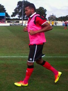 Dominic Smith (footballer, born 1996)