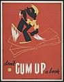 Don't gum up a book LCCN2011645391.jpg