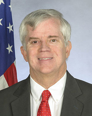 United States Ambassador to Cape Verde - Image: Donald heflin 500