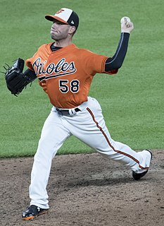 Donnie Hart American professional baseball pitcher