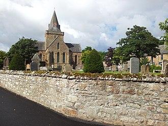 Dornoch Cathedral - Image: Dornoch Cathedral (August 2013)