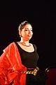 Dorothy Bhattacharya Dancing With Rabindra Sangeet - Sriniketan - Birbhum - 2017-10-21 5155.JPG