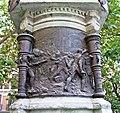 Dos de Mayo – Madrid, Jacinto Ruiz, bas-relief, west.jpg
