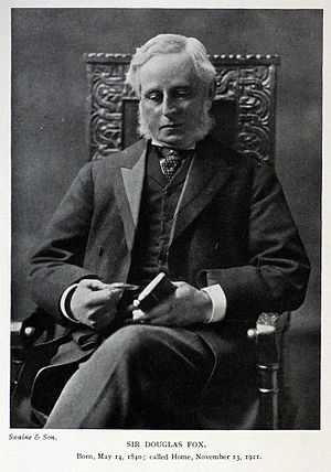 Charles Douglas Fox - Image: Douglas Fox