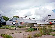 Douglas F-6A Skyray 134806 USN Msm 04.08.75 edited-2