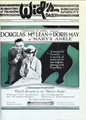 Douglas MacLean Doris May in Mary's Ankle by Lloyd Ingraham Film Daily 1920.png