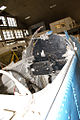 Douglas O-46A fuselage cockpit Restoration NMUSAF 25Sep09 (14620459583).jpg
