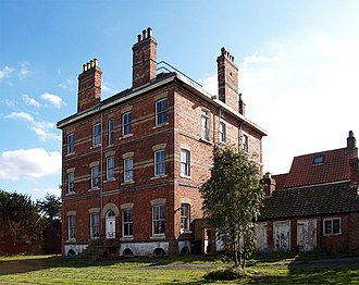 Down Hall, Barrow upon Humber - Down Hall