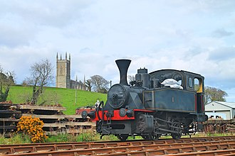 Downpatrick and County Down Railway - Image: Downpatrick