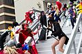 Dragon Con 2013 - JLA vs Avengers Shoot (9669250033).jpg