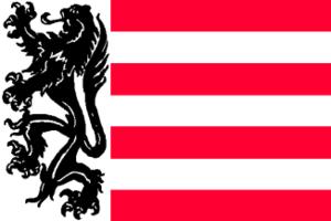 Sas van Gent - Image: Drapeau de Sas de Gand