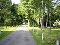 Driveway from Banchory Lodge Hotel - geograph.org.uk - 1380056.jpg