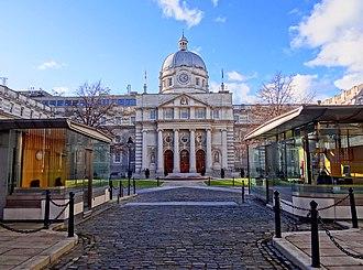 Department of the Taoiseach - Government Buildings, Dublin, is the location of the Department of the Taoiseach