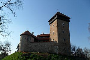 Dubovac Castle in Karlovac11, Croatia