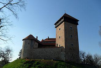 Karlovac - Dubovac Castle