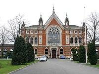 Dulwich College, Main Entrance - geograph.org.uk - 1182560.jpg