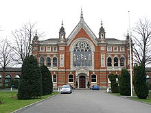 Dulwich College, Main Entrance - geograph.org.uk - 1182560.jpg