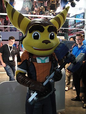 Ratchet (Ratchet and Clank)
