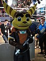 E3 2011 - Ratchet from Ratchet & Clank (Sony) (5822105233).jpg