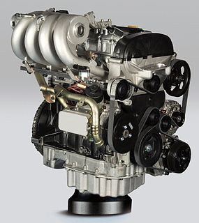 IKCO EF engines family of four-cylinder engines
