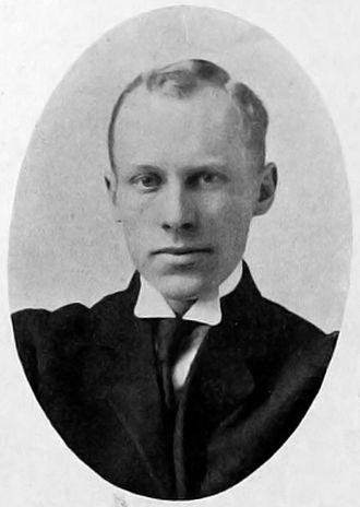 Earl J. Glade - Earl J. Glade in 1911