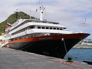 Renaissance Cruises - Renaissance II as EasyCruiseOne